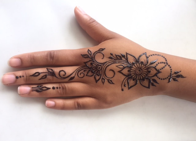 Miami Henna & Jagua Temporary Tattoos - HOME